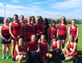 District athletics competition