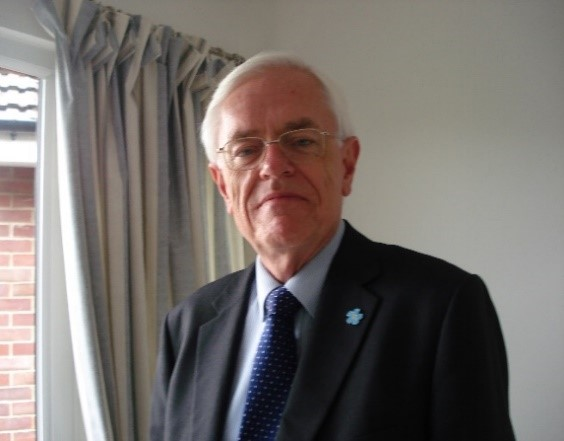 New Year Honour – John Thompson MBE