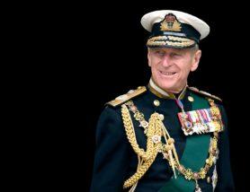 His Royal Highness The Duke of Edinburgh 1921-2021